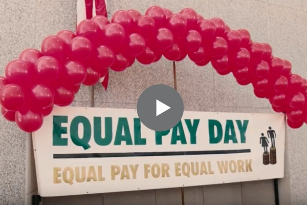 Chicago's 2018 Equal Pay Day Rally